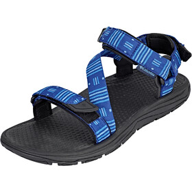 Columbia Big Water Sandalias Hombre, royal/aqua blue